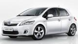 Noul Toyota Auris hibrid va fi lansat la Geneva20144