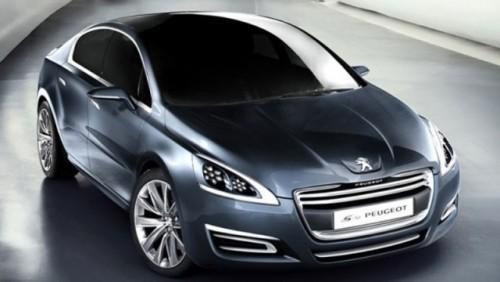 Conceptul Peugeot 50820110