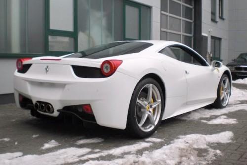 Ferrari 458 Italia camuflat20089
