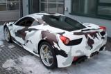 Ferrari 458 Italia camuflat20075
