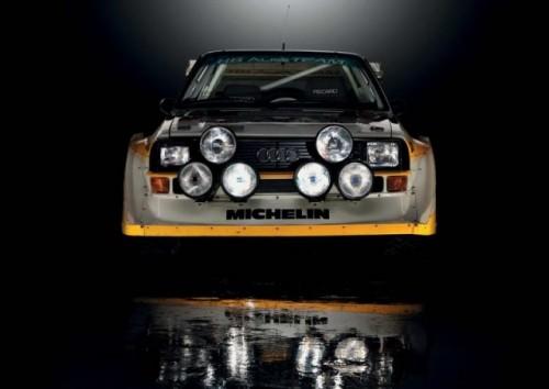 Audi Quattro - 30 de ani de performanta19972