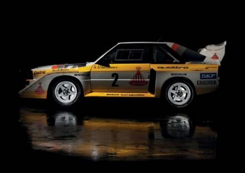 Audi Quattro - 30 de ani de performanta19974
