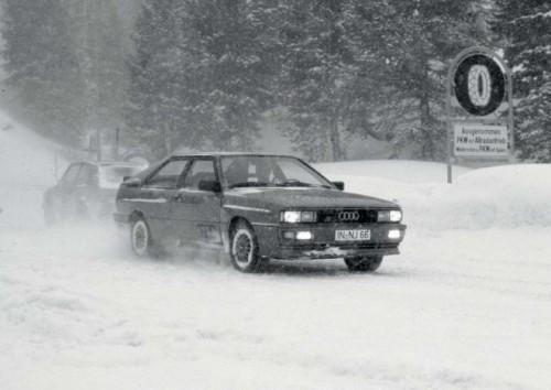 Audi Quattro - 30 de ani de performanta19987