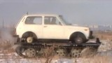 VIDEO: Lada Niva in stil rusesc19964