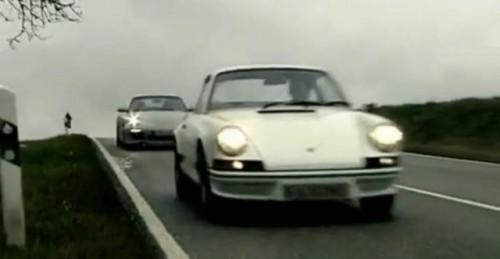 VIDEO: Porsche 911 Carrera RS vs 911 Sport Classic19926