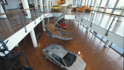 VIDEO: O incursiune in muzeul Lamborghini19913