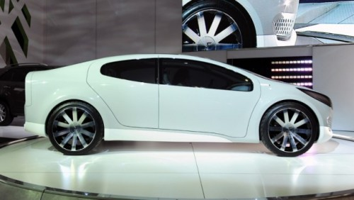 Iata noul concept Kia Ray hibrid!19853