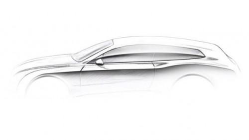 Geneva 2010: Concept italian pentru Bentley19842