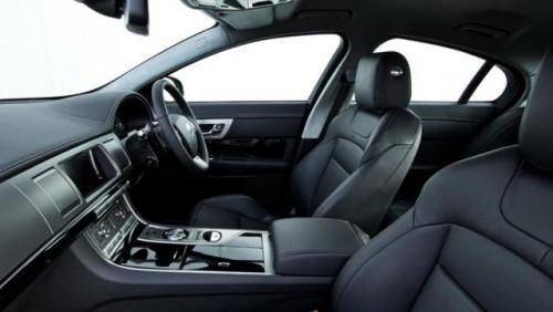 Jaguar a prezentat noul XF S19840