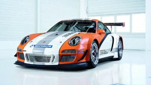Noul Porsche 911 GT3 R hibrid va fi prezentat la Geneva19833