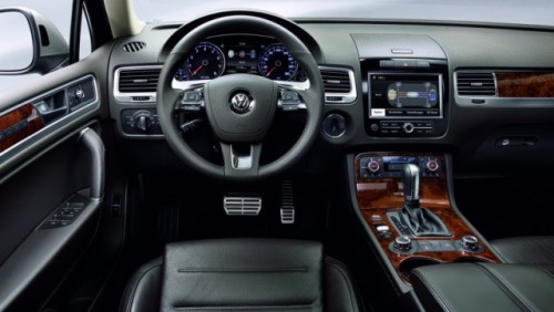OFICIAL: Noul Volkswagen Touareg19819