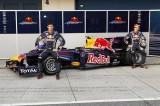 Noul monopost Red Bull de Formula 119797