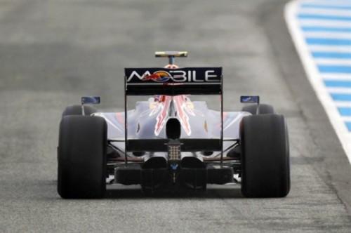 Noul monopost Red Bull de Formula 119799