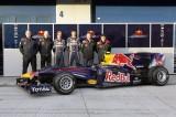Noul monopost Red Bull de Formula 119804