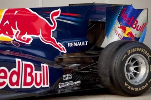 Noul monopost Red Bull de Formula 119805