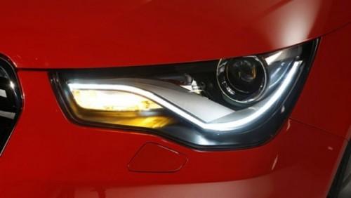 OFICIAL: Noul Audi A119734