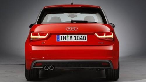 OFICIAL: Noul Audi A119735