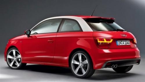 OFICIAL: Noul Audi A119737