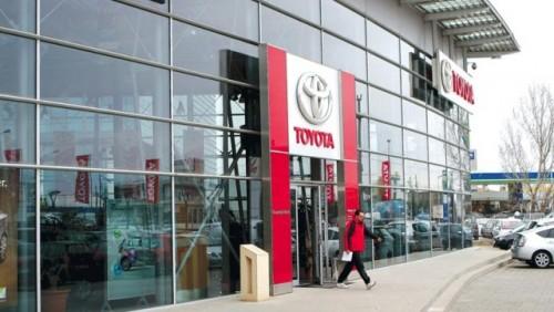 Recall Toyota in Romania: 12.500 de masini sunt rechemate in service19730