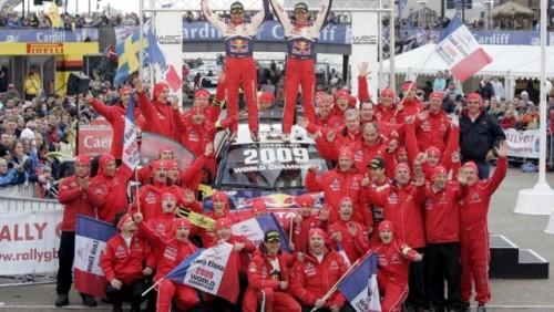 Sebastien Loeb isi propune sa castige al 7 titlul consecutiv din WRC19691