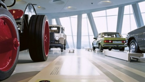 FOTO: Muzeul Mercedes-Benz din Stuttgart19635