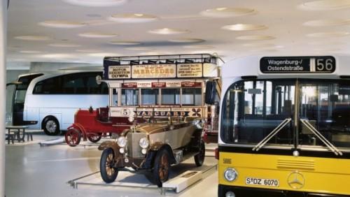 FOTO: Muzeul Mercedes-Benz din Stuttgart19643