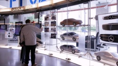 FOTO: Muzeul Mercedes-Benz din Stuttgart19653