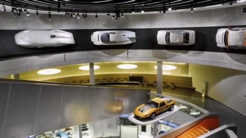 FOTO: Muzeul Mercedes-Benz din Stuttgart19654