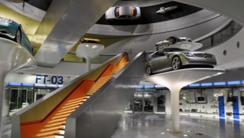 FOTO: Muzeul Mercedes-Benz din Stuttgart19655