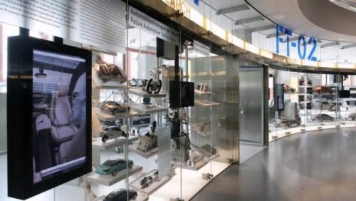 FOTO: Muzeul Mercedes-Benz din Stuttgart19656