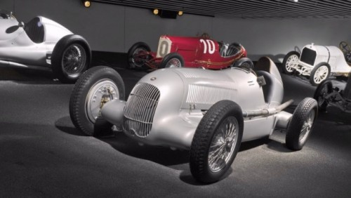 FOTO: Muzeul Mercedes-Benz din Stuttgart19660
