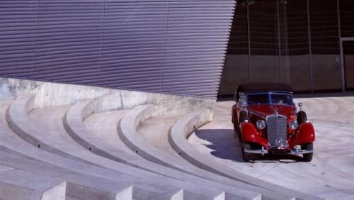 FOTO: Muzeul Mercedes-Benz din Stuttgart19664