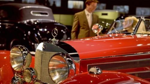 FOTO: Muzeul Mercedes-Benz din Stuttgart19665