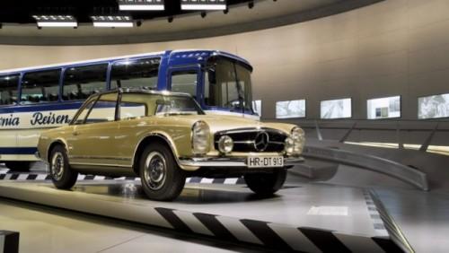 FOTO: Muzeul Mercedes-Benz din Stuttgart19670