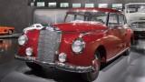 FOTO: Muzeul Mercedes-Benz din Stuttgart19673