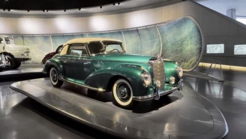 FOTO: Muzeul Mercedes-Benz din Stuttgart19674