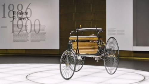 FOTO: Muzeul Mercedes-Benz din Stuttgart19676