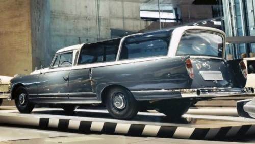 FOTO: Muzeul Mercedes-Benz din Stuttgart19677