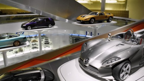 FOTO: Muzeul Mercedes-Benz din Stuttgart19681