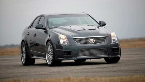 VIDEO: Cadillac CTS-V Hennessey19590
