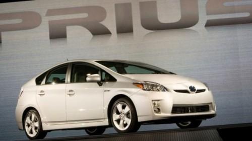 Toyota pregateste un recall global pentru modelul Prius19589