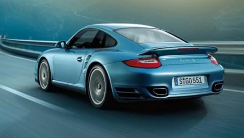 Noul Porsche 911 Turbo S19551