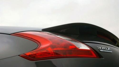 Noul Nissan 370Z Black Edition19514