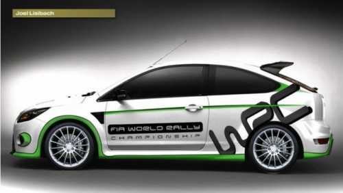 Ford lanseaza modelul Ford Focus RS WRC Edition19488