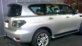 Noul Nissan Patrol va fi prezentat pe 14 februarie19458