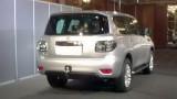 Noul Nissan Patrol va fi prezentat pe 14 februarie19459