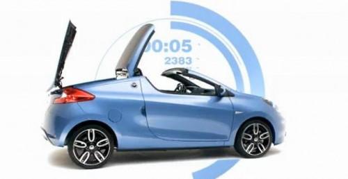 VIDEO: Primul clip cu noul Renault Wind19374
