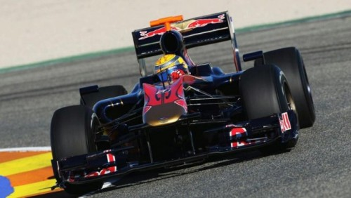 Toro Rosso a prezentat masina de Formula 1 din 201019370