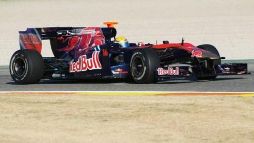 Toro Rosso a prezentat masina de Formula 1 din 201019372