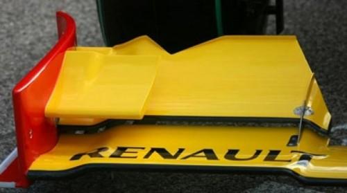 Renault a prezentat noul monopost de Formula 119290